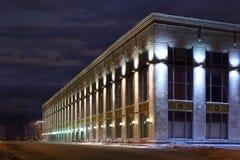 центральный дворец lenin moscow резвится стадион Стоковые Фото