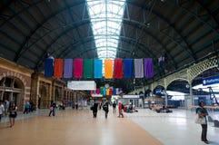 центральный железнодорожный вокзал Сидней стоковые фото