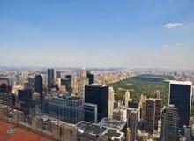 центральный новый парк york Стоковое Изображение RF