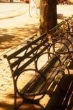 центральный парк nyc Стоковое Изображение RF