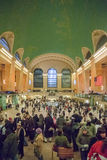 центральная грандиозная станция Стоковые Фото