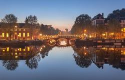 Центральная станция Амстердама Стоковое Изображение