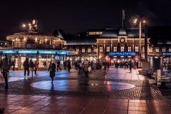 Центральная станция в Гётеборге Стоковые Фото