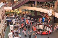 Центральная станция Мельбурна Стоковое Изображение