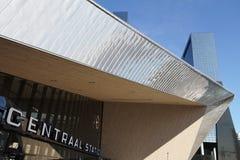 Центральная станция Роттердама Стоковое фото RF