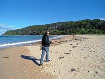 Центральное побережье - Сидней NSW Стоковые Фото