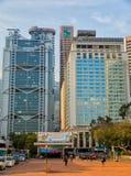 Центральный Гонконг Стоковые Фото