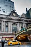 центральный грандиозный стержень город manhattan New York Стоковые Фотографии RF