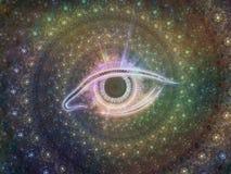 Центральный глаз Стоковое Изображение RF