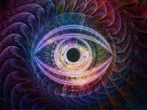 Центральный глаз Стоковые Фотографии RF