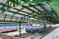 Центральный железнодорожный вокзал - Гавана, Куба Стоковые Фотографии RF