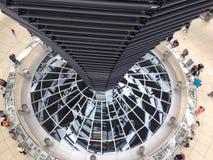 Центральный купол стоковая фотография rf