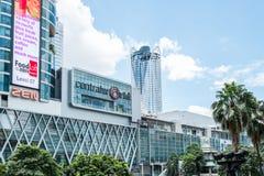 Центральный мир, Бангкок, Таиланд Стоковые Изображения RF