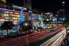 Центральный мир, Бангкок, Таиланд Стоковая Фотография RF