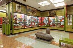 Центральный музей войск границы Стоковая Фотография