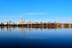 центральный парк падения Стоковое фото RF