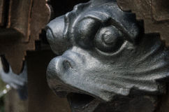 центральный парк moldova фонтана детали chishinau repbulic стоковое фото rf