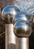 центральный парк moldova фонтана детали chishinau repbulic Стоковое Изображение RF