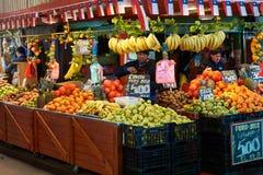 центральный рынок Стоковое Изображение