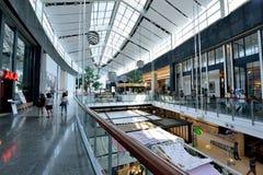 Центральный торговый центр мира, Бангкок Стоковое фото RF