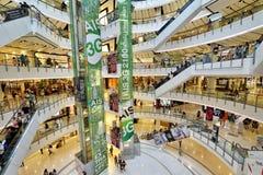 Центральный торговый центр мира, Бангкок Стоковое Фото