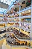 Центральный торговый центр мира, Бангкок Стоковые Изображения