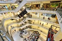 Центральный торговый центр мира, Бангкок Стоковые Фотографии RF