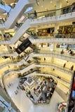 Центральный торговый центр мира, Бангкок Стоковая Фотография RF