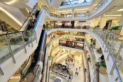 Центральный торговый центр мира, Бангкок Стоковые Изображения RF