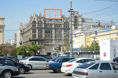 Центральный универмаг в Москве стоковое фото
