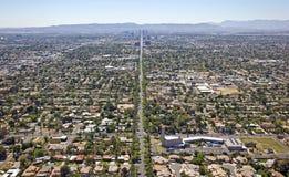 Централь & Glendale Стоковые Изображения RF