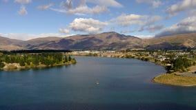 Централь Otago Cromwell Александры Стоковые Изображения RF