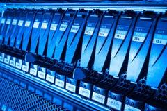 Центр данных стоковое изображение rf