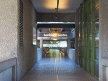Центр барбакана в Лондоне стоковое изображение rf