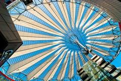 Центр Берлин Сони Стоковая Фотография