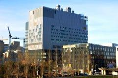 Центр больницы Universite de Монреаля Стоковое Изображение