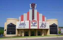 Центр в реальном маштабе времени представления комедии и мюзикл Джима Stafford Стоковое Изображение RF
