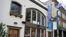 Центр Гарольд и управляющего Dorthy для джаза Сент-Луис, Миссури стоковое изображение