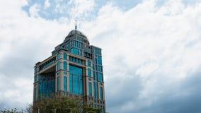 Центр города государства Сабаха в Kota Kinabalu Сабахе стоковое фото