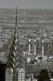 центр города manhattan Стоковые Фотографии RF