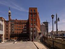 Центр города Rochester стоковая фотография rf