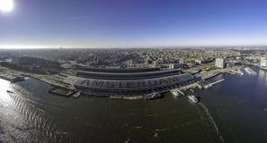 Центр города Амстердама Стоковая Фотография