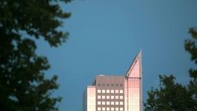 Центр города в США сток-видео