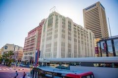 Центр города Кейптауна - Южная Африка Стоковые Изображения RF
