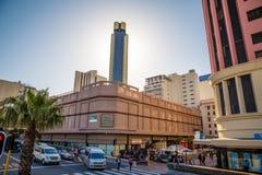 Центр города Кейптауна - Южная Африка Стоковая Фотография