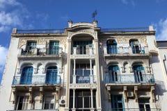 Центр города Туниса Стоковое Изображение RF