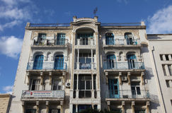 Центр города Туниса Стоковое Изображение