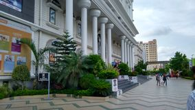 Центр города Стоковые Изображения RF