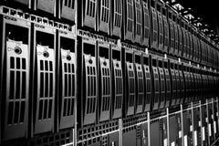 Центр данных стоковое изображение