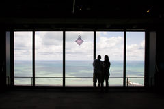 Центр Джона Hancock стоковое фото rf